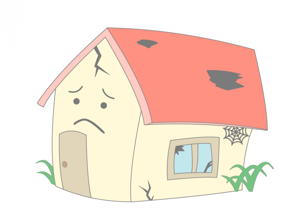 空き家を放置するデメリット